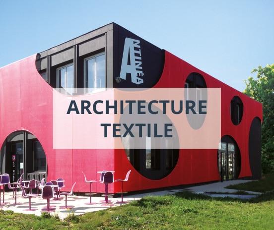 Picto accueil - Architecture textile