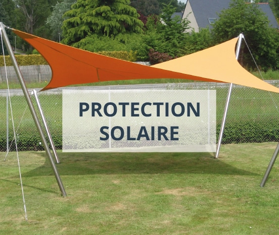 Picto accueil - Protection solaire