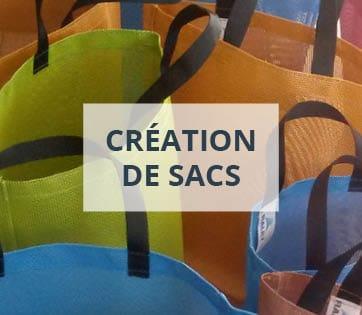 Création de sacs