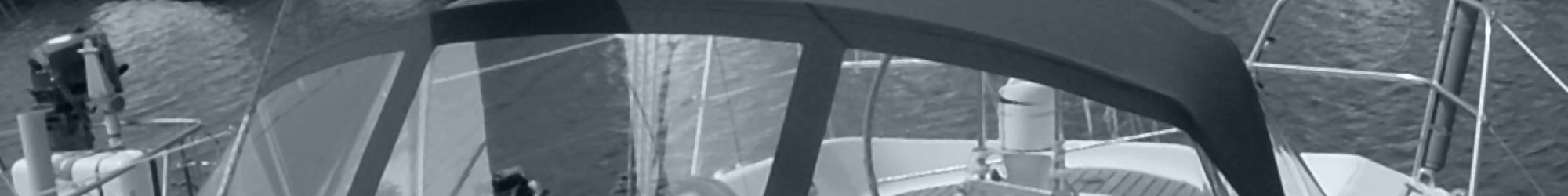 Bandeau - Capote de bateau
