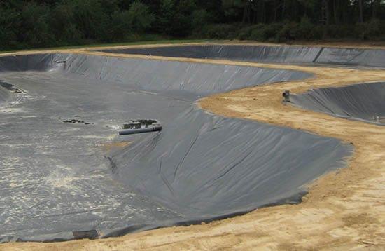 Couverture - Étanchéité de bassin