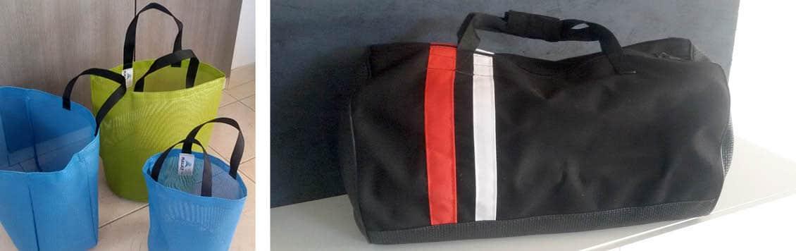 Mosaïque - Création de sacs