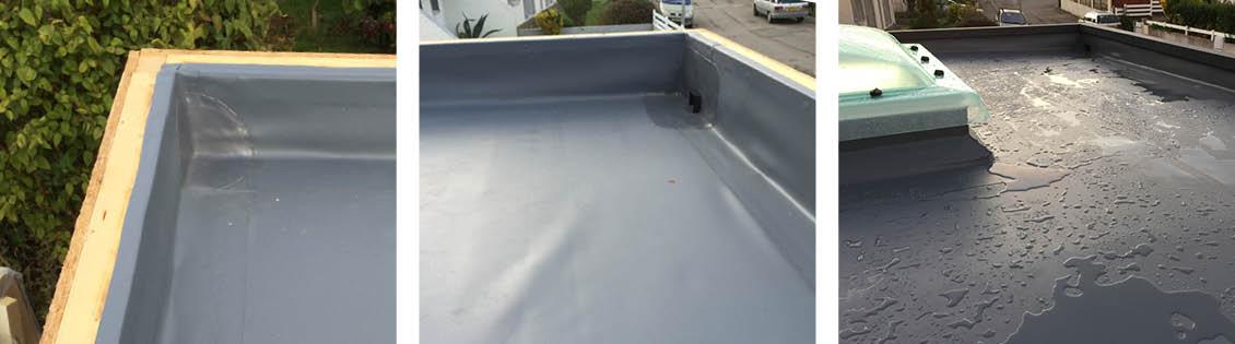 Mosaïque - Etanchéité de toiture