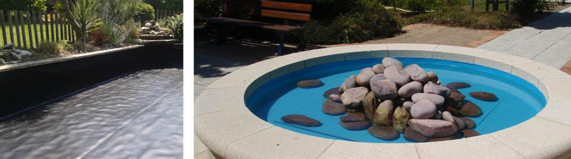 Mosaïque - Habillage de bassin