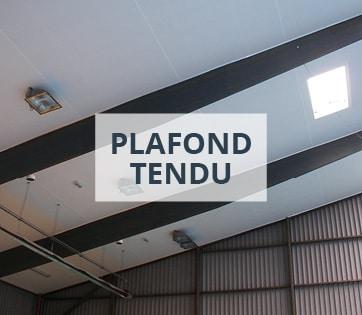 Plafond tendu