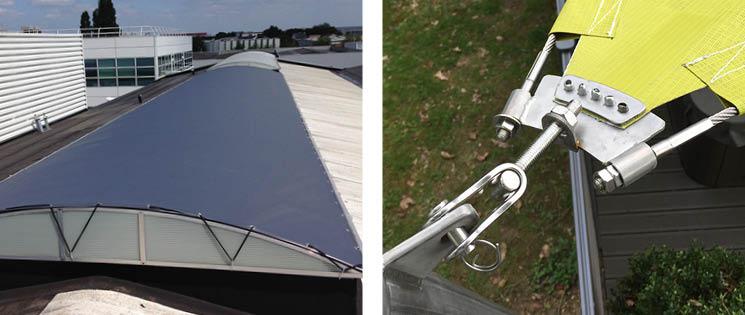 Mosaïque - Protection solaire