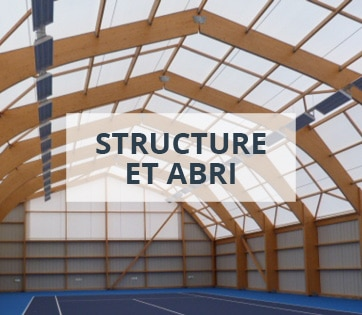 Structure et abri