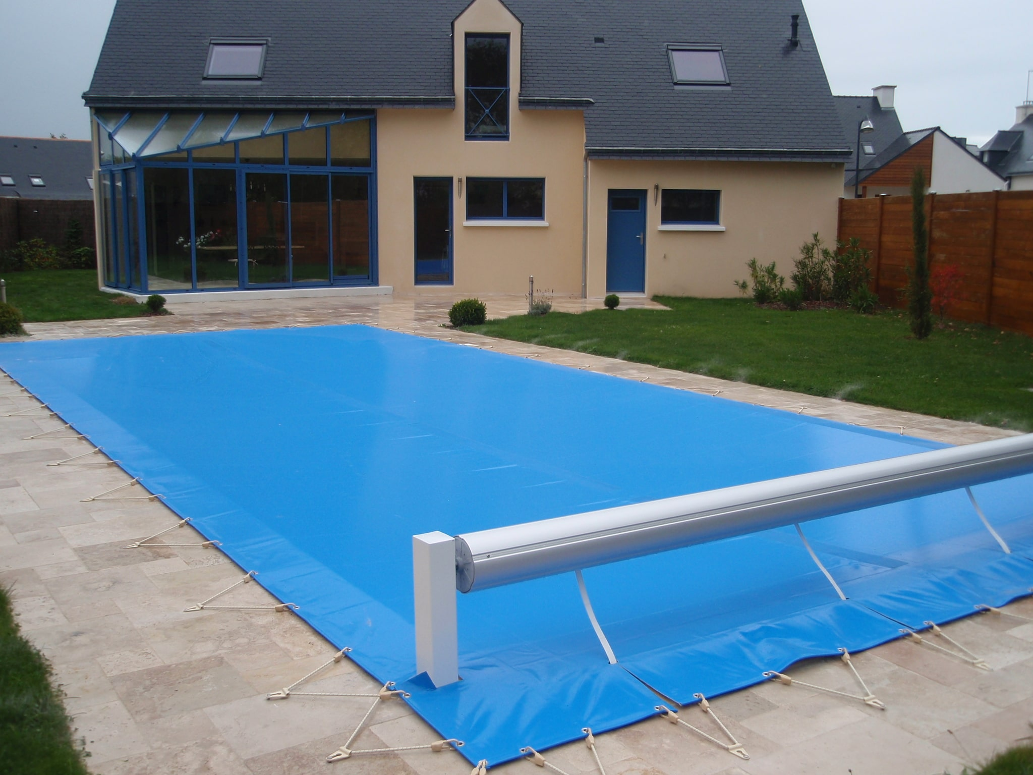 Couverture - Piscine
